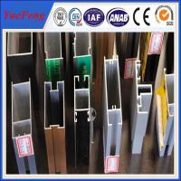 Quality Aluminum extrusion profiles aluminium profiles, aluminium extrusion greenhouse frame for sale