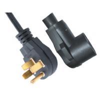 China 4-Prong 50A RV Extension Power Cord (NEMA 14-50P to NEMA 14-50R) for sale