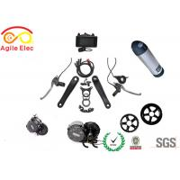 Quality 250W Bafang Mid Drive Electric Bicycle Motor Kit With Water Bottle Battery for sale