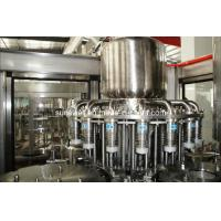Quality Plastic Bottle Hot Filling Machine 3 In 1 For Fruit Juice Processing for sale
