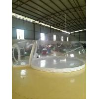 Fireproof Clear PVC Inflatable Indoor Party Tent For Exhibition / School