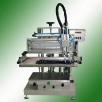 China Flat Screen Printer With Vacuum Table for sale