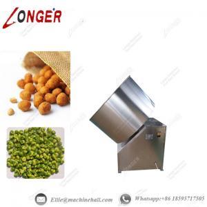 Buy Peanut Coating Machine Flour Coated Peanut Coating Machine Automatic Peanut at wholesale prices