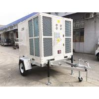 China Copeland Compressor Industrail Tent Air Conditioner , Large Cooling Capacity Cooler AC Unit for sale