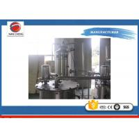 Quality Soda Automatic Drink Mixing Machine , 3.5KW 380V / 220V Beverage Processing Machinery for sale