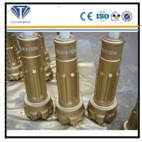 Quality Gold flat spehircal 6 inch DTH drilling  tools of SD6 drill bit 165 mm for sale