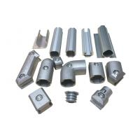 China Die Cast Aluminium Alloy Pipe Aluminium Connector With Surface Oxidation Treatment on sale