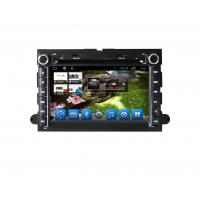 Quality Explorer Expedition Mustang Fusion Ford DVD Navigation System 7 inch HD Screen for sale