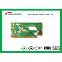 Quality Rogers 5880 material Quick Turn PCB Prototypes , White Silkscreen  PCB for sale