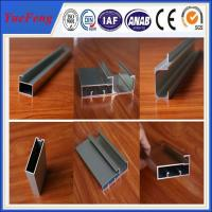 Quality China sandblasting cabinet aluminum profiles factory/ OEM industrial sandblast cabinet for sale
