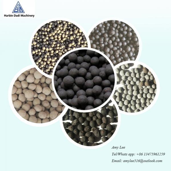 fertilizer granules made by ring die granulator machine