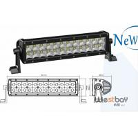 Quality CREE 72W off road SUV ATV LED Lighting bar for loader truck,digger,crane,bulldozer for sale