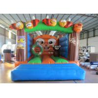 Buy cheap Outdoor Games Custom Made Inflatables Safe Waterproof Enviroment - Friendly inflatable bounce house from wholesalers