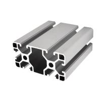 Quality Durable V Slotted Aluminum Extrusion Profiles T3-T8 Temper For Assembly Lines for sale