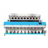 China 10 Chutes CCD Rice Color Sorter Machine With Full Color Camera 5400 Pixel on sale