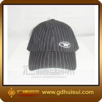 Quality cotton golf cap for sale
