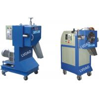 Quality 560kg Plastic Vertical Cutting Machine , 4 Kw Motor Plastic Cutting Equipment for sale