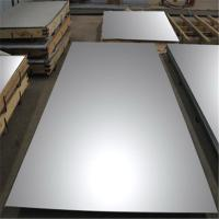 Quality Decorative Mirrored 4 x 8 Stainless Steel Sheet Hot Rolled 321 / 310S / 309S for sale