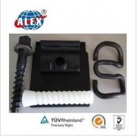 Quality Rail Plastic Insert / Railway Sleeve for sale