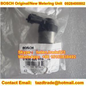 Buy BOSCH  ZME/ Fuel Measurement Unit / Metering Solenoid Valve 0928400802 Metering Valve Unit at wholesale prices