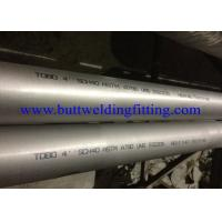 Quality ASTM A790 Duplex F51 SS Pipe Galvanized Stainless Steel Seamless Tubing for sale