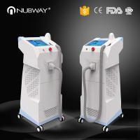 Quality 3 Wavelengths Diode Laser Hair Removal Machine 755/808/1064nm Long Lasting Result for sale