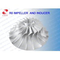 China Turbo Compressor Wheel Impeller And Inducer Marine Turbocharger TL-R160/ 200 / 250 / 320 / 400 / 500 / 630 / 750 25 / 26 on sale