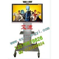 Quality hot sale floor lcd mobile stand  lcd CAR   TV mount LCD bracket lcd lift new style for sale