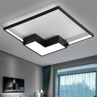 China Fluorescent ceiling light fixture for Living room Bedroom Kitchen (WH-MA-67) on sale