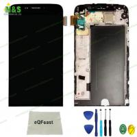 China New Original LCD Display Touch Digitizer Assembly Replacement LCD Touch Screen For LG G5 on sale