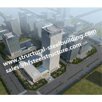 Prefabricated Structural Multi-Storey Steel Building for sale