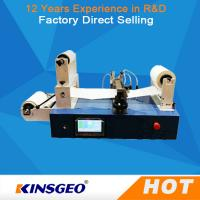 Quality 1050W Compact Lab Coating Machine For Battery Research 12 Months Warranty for sale