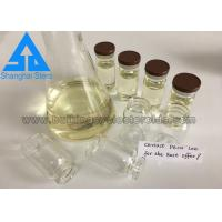 Buy CAS 58-20-8 Oil Based Testosterone Cypionate Steroids For Muscle Building at wholesale prices