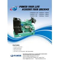 Quality 96KW-154KW 6DF Series of FAW Diesel Engine for sale