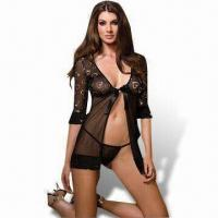 Quality Babydoll with Pants, OEM/ODM Orders are Welcome, Available in Various Colors for sale