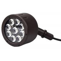 Quality 9 PCS 12w LED Garden Spotlights High Temperature Acrylic Optic 12091BZRL for sale