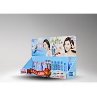 Buy CMYK 4C Skin Care Cardboard Counter Display / Body Care Paper Counter Rack at wholesale prices
