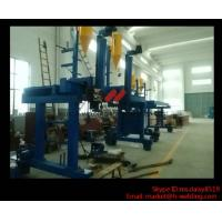 Quality Automatic T / H Beam Welding Machine For H Beam Production Line 5000mm Railspan for sale