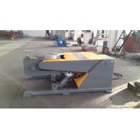 Buy cheap 3 Axis Hydraulic Lifting Welding Positioner Lifting Tilting by Hydraulic from wholesalers