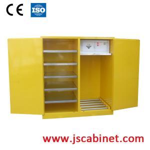 China 110 gallon oil drum storage cabinets on sale