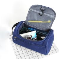 Quality Travel Outdoor Wash Square Makeup Bag Large Capacity For Ladies Cosmetic Collection for sale