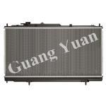 Automotive Engine Custom Aluminium Radiators ECLIPSE 99 - 05 AT DPI 2406 2438