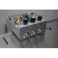 Quality Solid Iron Material LED PCB Separator Machine With Three Group Blades for sale
