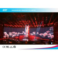 Stage Concert Show P6.25 Rental LED Display Panel with 1/10 Scan Driving Mode