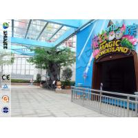 Quality Exciting 4D Cinema Equipment With Especial Effect For Kids Entertainment for sale