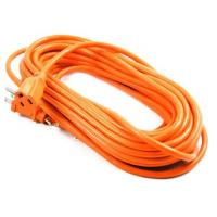 Quality 14AWG 125V 15A Outdoor Power cord in Orange color for sale