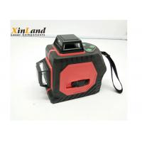 China Horizontal Laser Level Machine / Vertical Cross 3D Laser Leveling Equipment on sale