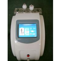 China 40KHz Tripolar RF Slimming Beauty Machine And Skin Tighten System on sale