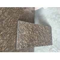 On Sale Counterop Tile Slab Cheap China Dyed Brown Granite Slabs&Tile for sale