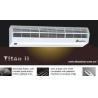 Titan 2 super thin series air curtain for sale